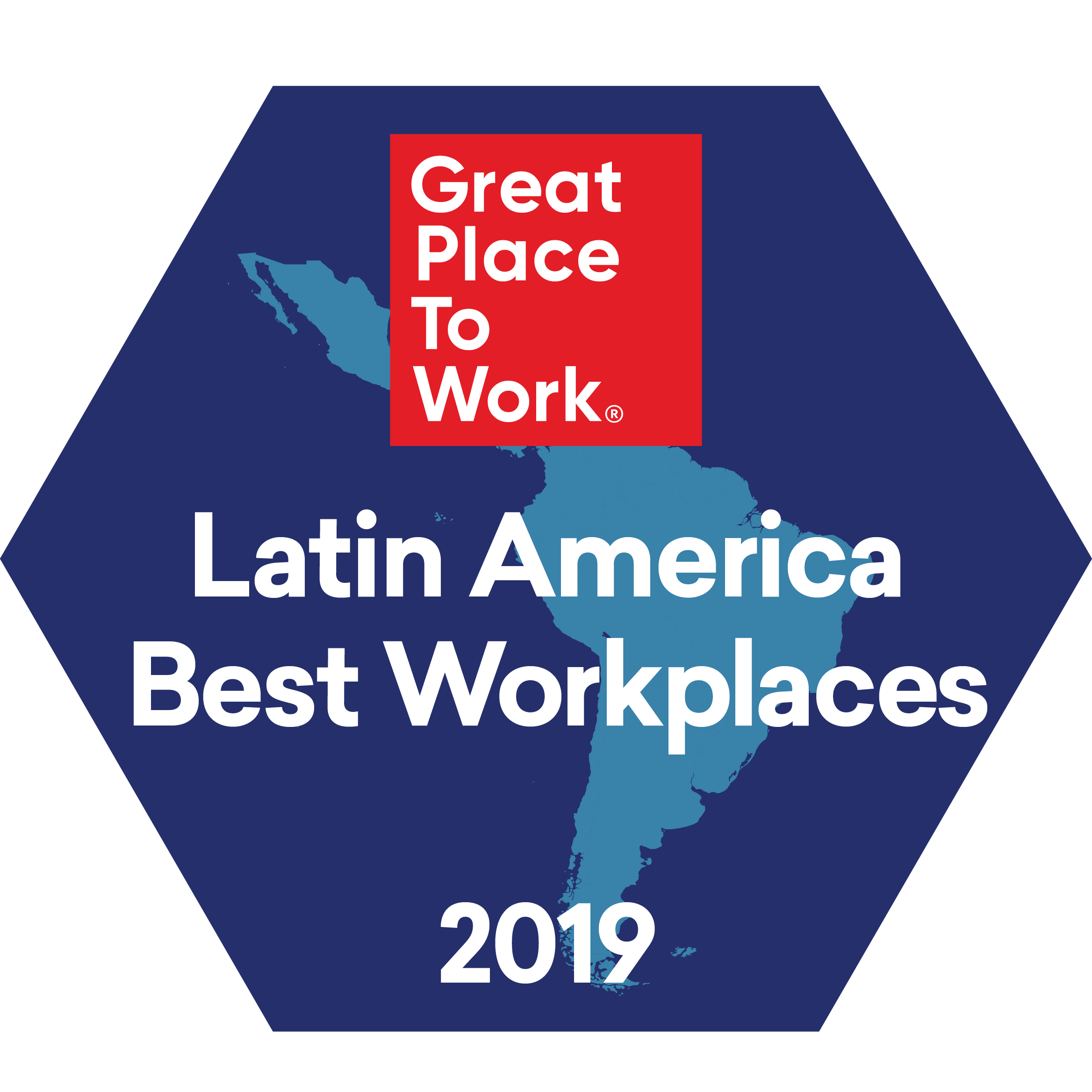 Best Workplaces in Latin America 2019